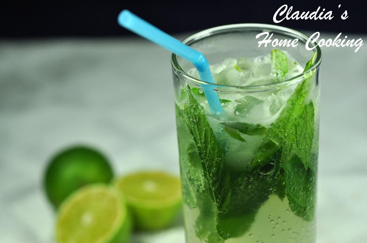 Mexican Mojito Recipe — Dishmaps