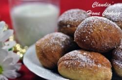 Romanian Donuts