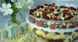 Scottish Trifle (Tipsy Laird)